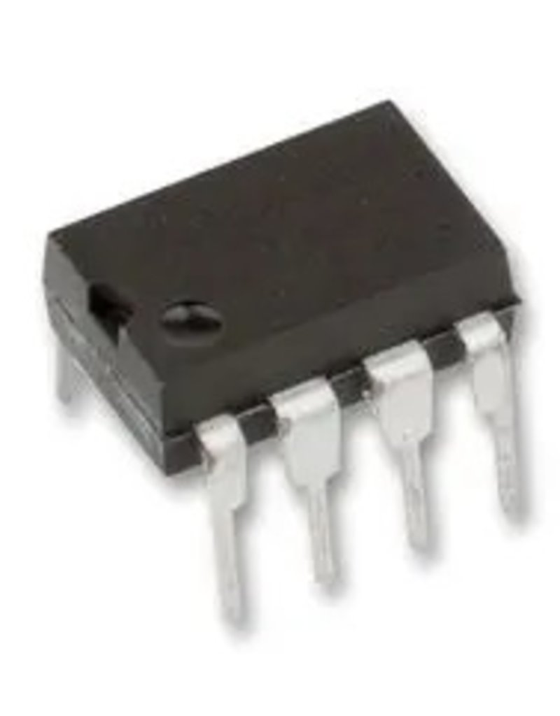 Microchip TC1044SCPA DC/DC Adjustable Charge Pump Voltage Converter, 1.5V to 12V in, -12V to -1.5V/20 mA out