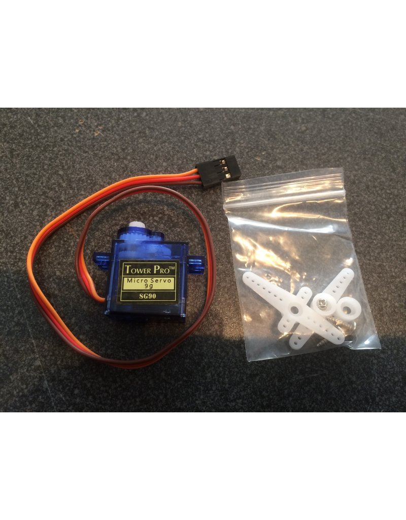 MCM Micro Servo - 180 Degree For Arduino And Raspberry Pi