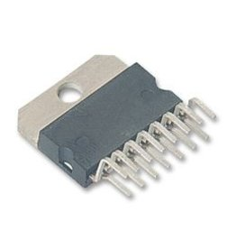 STMicroelectronics TDA72943HS Audio Amplifier 100W