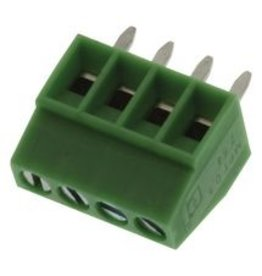 Multicomp Wire-To-Board Terminal Block, 5.08 mm, 2 Ways, 26 AWG, 12 AWG, 4 mm², Screw