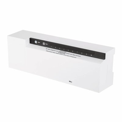 Möhlenhoff Alpha IP Regelklemmleiste Funk 230 V mit 10 Zonen - Smart Home Klemmleiste