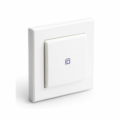 Möhlenhoff Alpha IP Wandtaster 2-fach - Smart Home