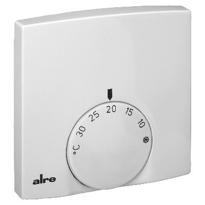 ALRE Raumthermostat RTBSB-201.500 superflacher 2-Draht Raumthermostat
