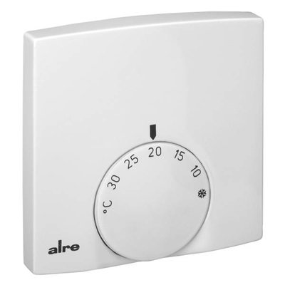 ALRE FTRFB 280.119 Funk Raumthermostat superflach