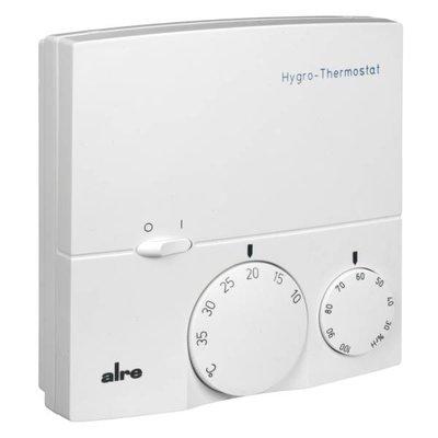 ALRE Raumhygrothermostat RKDSB-171.000 - Hygrostat und Raumthermostat