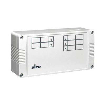 ALRE Regelklemmleiste 230V für 5 Raumthermostate Kühlen VOORL-215.008