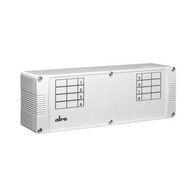 ALRE Regelklemmleiste 230V für 8 Raumthermostate Kühlen VOORL-318.052