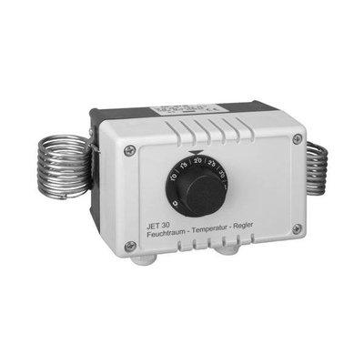 ALRE Industrie-Thermostat  10...35-45°C JET-31 Temperaturwächter 2 Einstellbereiche