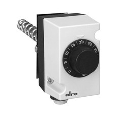 ALRE Kapillar-Thermostat als Kessel-Lüftungsregler 0...70°C LR-80.028-2