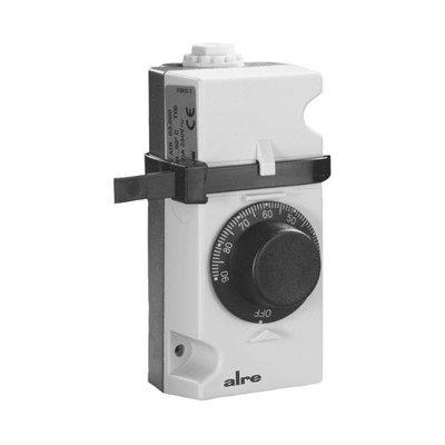 ALRE Rohr-Anlegethermostat 0...60°C ATR 83.001 Außeneinstellung