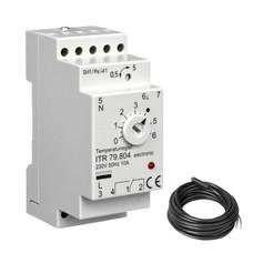 ALRE Temperaturregler elektronisch ITR 79.804 0...60°C inkl. Fühler
