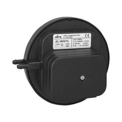 ALRE Differenzdruckschalter JDL-109 20Pa Luft-Druckwächter