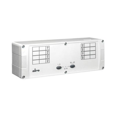 ALRE Regelklemmleiste Funk 230V 8-Kanal Heizen/Kühlen KTFRL-315.125
