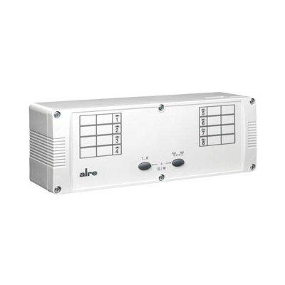 ALRE Regelklemmleiste Funk 230V 8-Kanal Heizen/Kühlen KTFRD-315.125