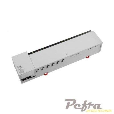 Möhlenhoff Alpha 2 Regelklemmleiste Funk für 8 Heizkreise einer Fußbodenheizung