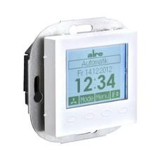 ALRE KTRRUu-217.456 digitaler Klimaregler Unterputz mit Uhr 230V