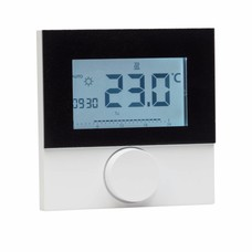 Möhlenhoff Alpha Raumthermostat direct Control Display 24V