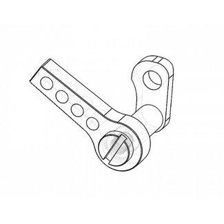 CNC aluminium trigger safety latch