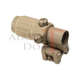 AIM-O G33 3x Magnifier - Tan