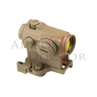 AIM-O RD-2 Red Dot with QD Mount - Tan