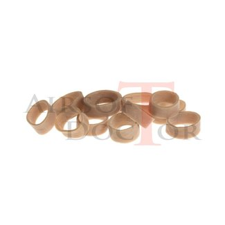 Claw Gear Rubber Bands Micro 12pcs