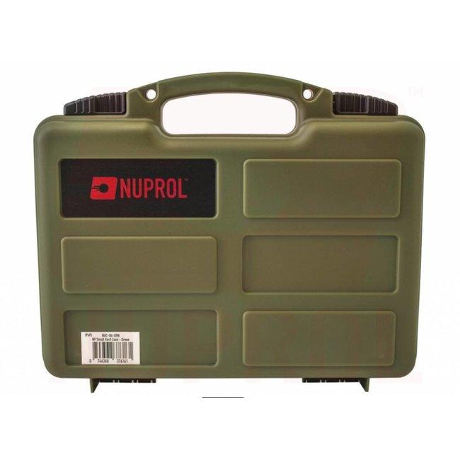 Nuprol Pistol Small Hard Case - OD