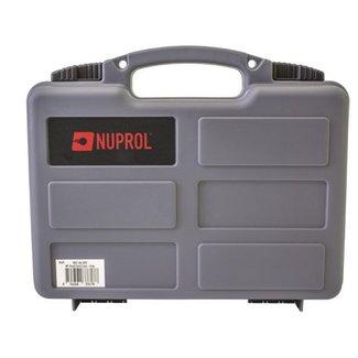 Nuprol Pistol Small Hard Case - Grey