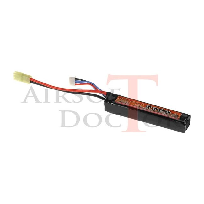 VB Power 11.1V 1100mAh 20C Stock Tube - Tamiya