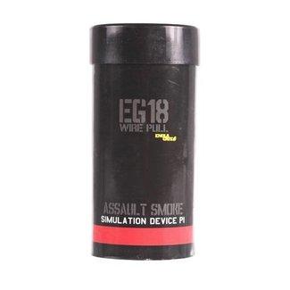 Enola Gaye EG18 High Output Smoke - Red