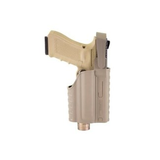 Nuprol EU Series Light Bearing Holster - Tan