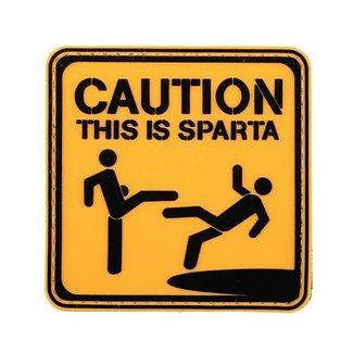 This is Sparta - Rubber