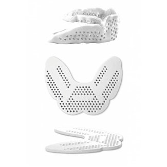 Sisu Aero Guard Mouthguard - White