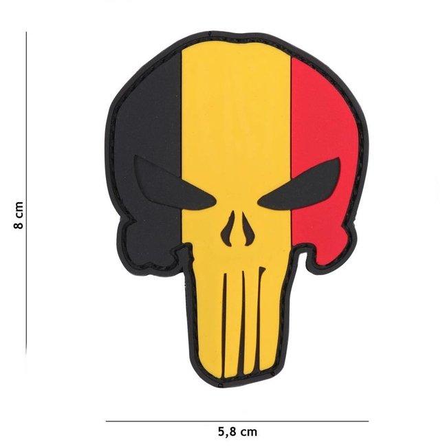 Patch Punischer België - PVC