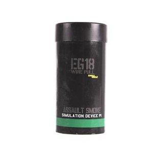 Enola Gaye EG18 High Output Smoke - Green