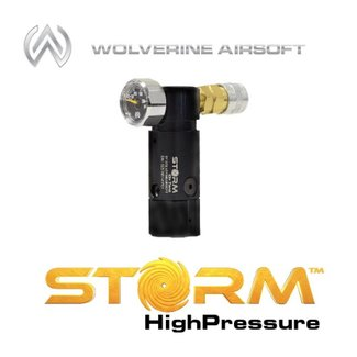 Wolverine STORM Regulator - High Pressure - Without line