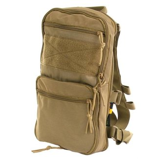 "101 Inc. Backpack ""Flatpack"" - Tan"