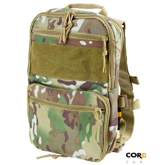 """101 Inc. Backpack """"Flatpack"""" - MC"""