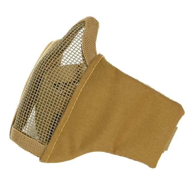 101 Inc. Nylon / Mesh Face Mask - Tan