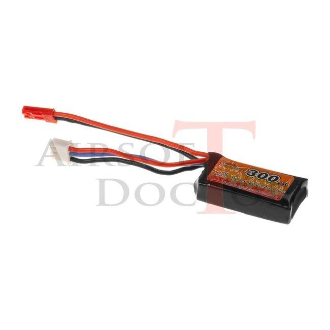 VB Power 7.4V 300mAh 35C/70C for HPA FCU's