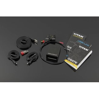 Gate Electronics Titan V2 Advanced Set - Rear Wired