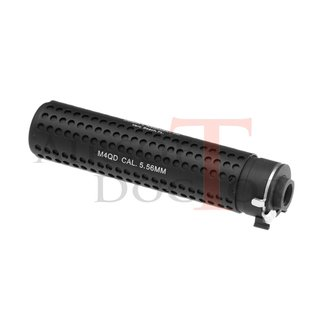 KAC QD 168mm Silencer CCW - Black