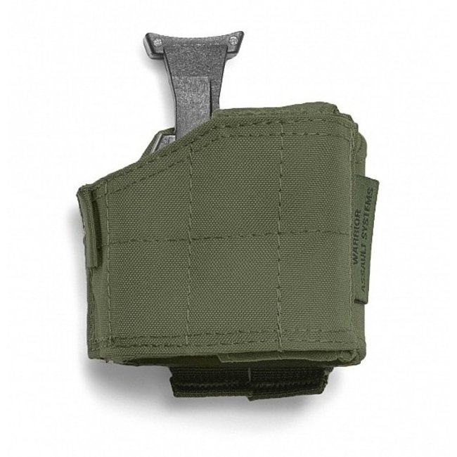 Warrior Assault Systems Universal Pistol Holster - Olive Drab
