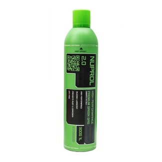 Nuprol 2.0 Premium Green Gas