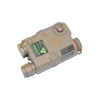 Nuprol AN/PEQ-15 Battery Box - FDE