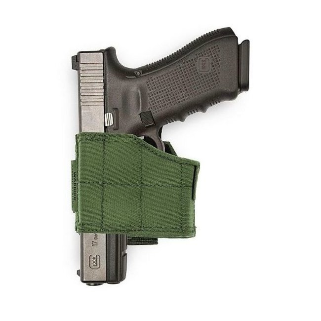 Warrior Assault Systems Universal Pistol Holster LEFT - OD