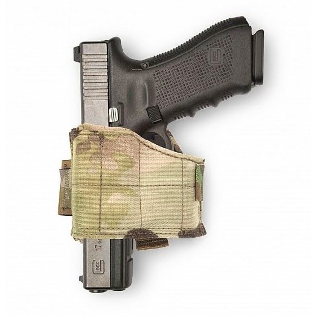 Warrior Assault Systems universal Pistol Holster LEFT - Multicam