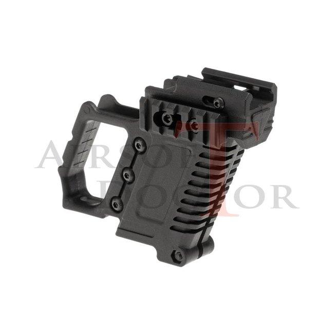 Pirate Arms Pistol Conversion Kit - Black