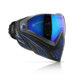 Dye Goggle I5 - Thermal Storm Blue