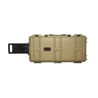 Nuprol Hard case SMG - Tan