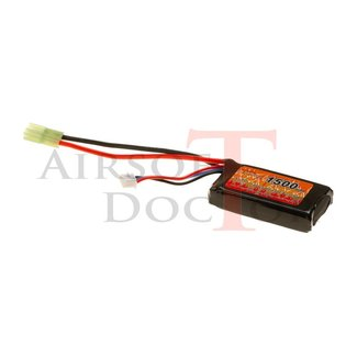 VB Power 7.4V 1500mAh 20C Mini Type - Tamiya
